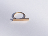 Customizable Space ring (Large) 3d printed