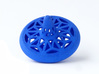 Large Spin Top 3d printed Blue spin top