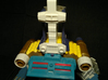 Transformers Thunderclash missiles (12). 3d printed Yellow Strong & Flexible Polished