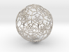 iFTBL Xmas Snow Ball / The One - Ornament 60mm 3d printed