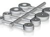 USRA Light 2-10-2 Cylinder Ends 3d printed