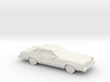 1/87 1977-79 Ford LTD II Brougham Coupe 3d printed