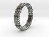 OCTAHEDRON Ring Nº12 3d printed