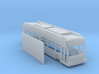 N scale 1:160 New Flyer Xcelsior hybrid bus 3d printed