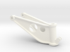 Westland Wessex Tail undercarriage yoke 3d printed