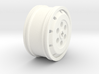 Fulda Ecocontrol Twin Tire Single Rim 3d printed