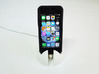 iPhone & iPad Charging Stand - Cell Cady 3d printed iPhone Dock with Cord Control - Front