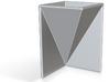 Decorum-cuboid-vase-test-06 3d printed