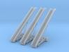 Small Conveyor Z Scale 3d printed 3 Conveyors Z sclae