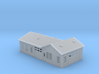 Tractor Shop Z Scale 3d printed Tractor Repair Shop Z scale