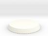 Wooden Circular Base 3d printed