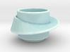 Moebius Cup 3d printed