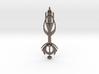 Key Sword Necklace Pendant 3d printed