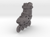 Free Style Roller Skate, heavily detailed 3d printed