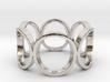 Circle of Life Ring Size 10 3d printed
