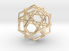 Star Dodecahedron 3d printed