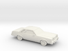 1/87 1975-77 Ford Granada Coupe 3d printed