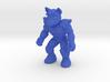 Bronar the Barbarian 3d printed