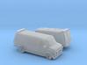 1/160 2X GMC Vandura Van 3d printed