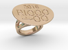 Rio 2016 Ring 22 - Italian Size 22 3d printed