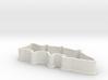 Tardigrade Cookie Cutter 3d printed