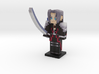 Sephiroth- One Winged Angel 3d printed