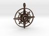 Evil Eye - Compass 3d printed
