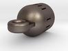 Push Button Quick Detach Socket (metal) 3d printed