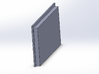 Double Car Residential - Arch Windows 3d printed