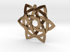 Celtic-star-pendant 3d printed