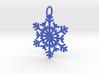 Snowflake Ornament/Pendant 3d printed