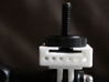 GoPro to Hotshoe to Tripod Mount 3d printed When tight it is all held very securly