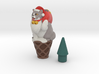 Santa icecream 3d printed