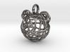 Teddy Bear Pendant - Small 3d printed