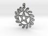 SESA WO SUBAN Symbol Jewelry Pendant 3d printed