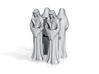 Statues: Imperial Saints. Set of four. 3d printed