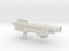 Devastator Gun Hollow  3d printed