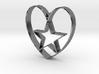 Heartbound star 3d printed