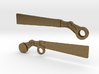 S Scale Semaphore Blades   3d printed