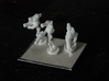 MG144-Aotrs08 War Droid Command Element 3d printed