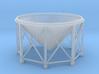 Silo Base 3d printed