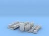 1/10 SBC Weber Intake System 3d printed
