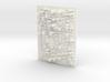 Large Desktop Cityscape 3d printed