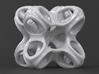 Octo Star Cube 3d printed