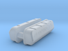 1/32 BBC 572 Logo Valve Covers 3d printed