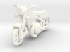 Motorcycle 1-87 HO Scale 3d printed