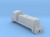 EMD SW7 N Scale  3d printed