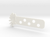 Daisy Bookmark 3d printed