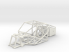 MagDragster Prototype 3d printed