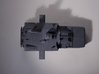 "Buckaroo Banzai Jet Car MK III - 1:25 Scale - 9.5"" 3d printed Can be painted."